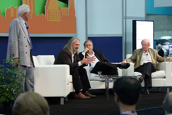 "DAC Pavilion Session, ""Lanza's Tech Vision Challenge: Daring to Move to Open Source"