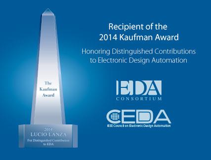 Kaufman Award Recipient